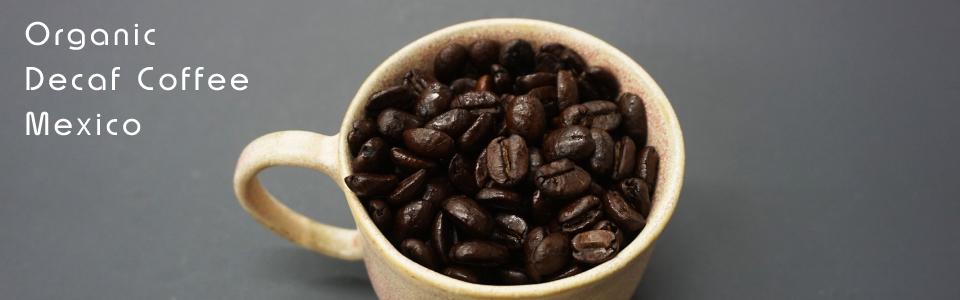 Organic Decaf Coffee Mexico