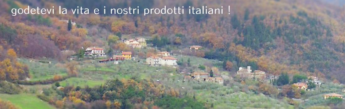 イタリアで作ったストールとマフラーのお店3